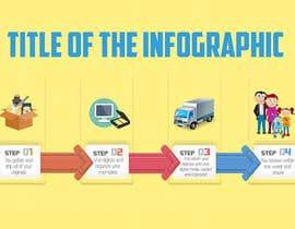 Nro 35 kilpailuun Create a Simple Business Infographic käyttäjältä RomarioYabar