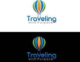 #349 for Female Travel Blogger Needs a Great Friendly Logo by rabbaniraj35