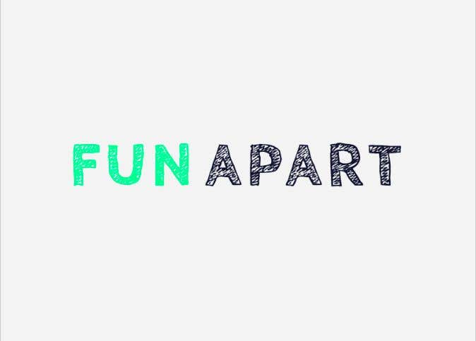 Конкурсная заявка №                                        21                                      для                                         New logo - Fun Apart