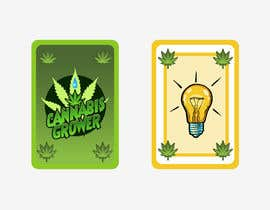 #83 untuk Simple graphics for a card game with logo oleh polisyndeton