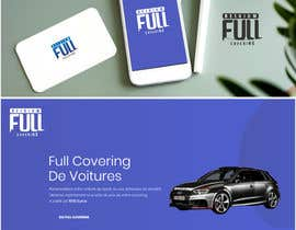 #224 for I need a logo for the leading car wrapping company in Belgium : Fullcovering.com by laughingeyes0