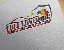 #188 for I need a logo for the leading car wrapping company in Belgium : Fullcovering.com by imranhassan998