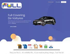 #229 for I need a logo for the leading car wrapping company in Belgium : Fullcovering.com by zahanara11223