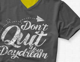 #14 для Create a 'distressed' effect on a shirt design від suhebat