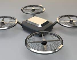 Nro 36 kilpailuun Drone for cargo/military appliances käyttäjältä didin578