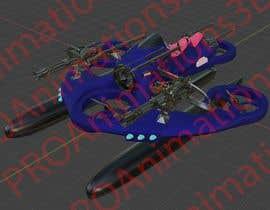 #22 pentru Drone for cargo/military appliances de către PROAnimations3D