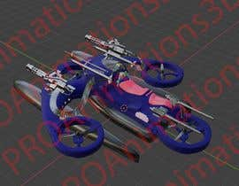 #23 pentru Drone for cargo/military appliances de către PROAnimations3D