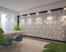 #91 for design of 3d wall by Makfubar