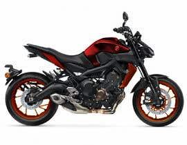 #6 для Cool Motorbike painting \ Круто расскрасить мотоцикл от kulataev
