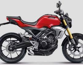 #8 для Cool Motorbike painting \ Круто расскрасить мотоцикл от muaazbintahir