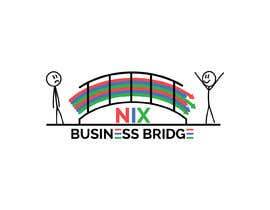 #43 for Nix Business Bridge logo by designguruuk