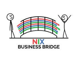 #52 for Nix Business Bridge logo by designguruuk