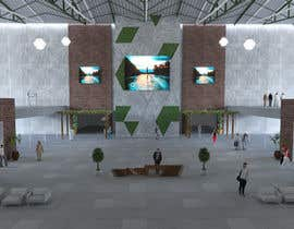 #8 for Design a Lobby/Reception area for a Virtual Event Platform by gcapelettim