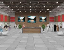 #11 for Design a Lobby/Reception area for a Virtual Event Platform by gcapelettim