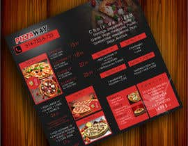 #28 for Design a menu for a resturant by ahsan1200
