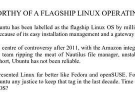 #3 for 3 Blog articles about Linux by mkannan22