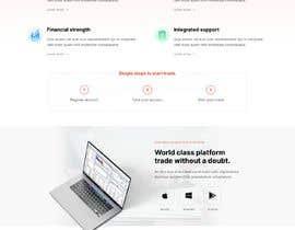 #18 cho Website design- informative site, Top 5 recommended Crypto, stocks, trading platforms bởi ricsiecruz