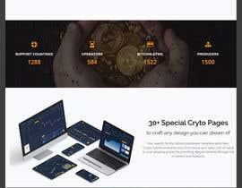 #14 cho Website design- informative site, Top 5 recommended Crypto, stocks, trading platforms bởi hosnearasharif