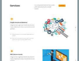 #3 cho Website design- informative site, Top 5 recommended Crypto, stocks, trading platforms bởi sharifkaiser