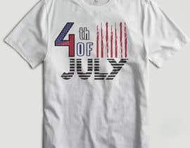 hmahedi640님에 의한 Need a printable vector t-shirt design for 4th of July holiday을(를) 위한 #66