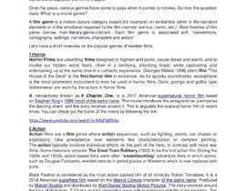 #35 for Write a short paragraph about Movies(programs TV and Radio) types in the western countries (especially USA) by saiham7033