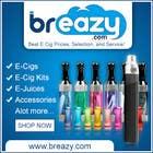 Graphic Design Contest Entry #20 for Design a Banner for Breazy.com -- 4