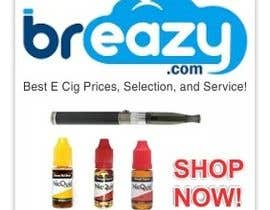 #6 cho Design a Banner for Breazy.com -- 4 bởi igraphicdesigner