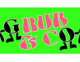 "open2010 tarafından Design a Logo and packaging sleeve for ""GRUB & CO"" için no 44"