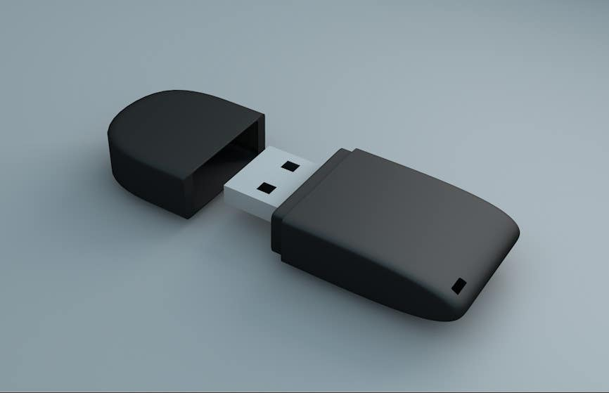 Contest Entry #9 for 3D Design of USB Thumb Drive Enclosure