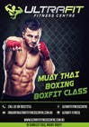 Graphic Design Contest Entry #16 for Design a Flyer for Boxing