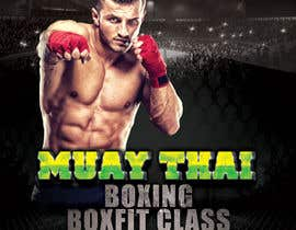 #29 for Design a Flyer for Boxing by Filmaker