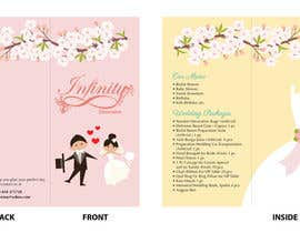 #18 for Design a Flyer for Wedding and Party consultants by grafiktopia