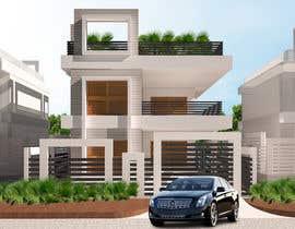 #44 for Simple 2-storey house by Makfubar