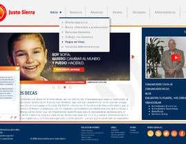 #7 para Diseño de look and feel de sitio web de matiasalonsocre