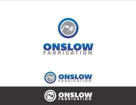 #26 pentru Design a Logo for Onslow Fabrication de către mohitjaved