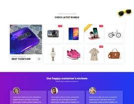 #1 untuk Build a Home Page Design oleh SELLERSHELP
