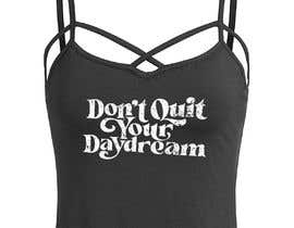 #4 for Create a 'distressed' effect on a womens tank top by serwatzahra242