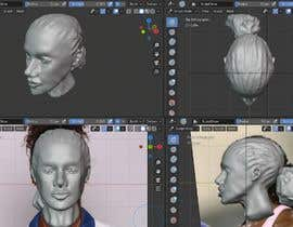 #3 for Build 3D Model of Athlete's Head by brillzidge