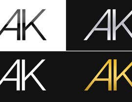#28 , I need a simple and elegant looking logo that consists only of my initials 来自 TH1511