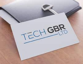 """#284 untuk company Logo - """"Tech GBR ltd"""" oleh anwarbdstudio"""