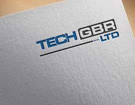 "#288 untuk company Logo - ""Tech GBR ltd"" oleh lindadsign2020"