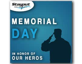 #1 for Social media post memorial day by rahudesign