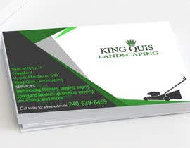 #11 for King Quis Landscaping by AdrianVieriu