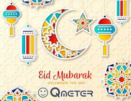 """#7 for Social Media Poster """"Eid Mubarak"""" by Junaidy88"""