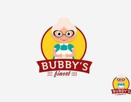 "#14 untuk A logo that says ""Bubby's Finest"" oleh Omneyamoh"