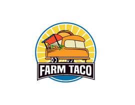 #257 untuk Farm Taco Logo oleh jakirhossenn9