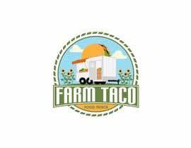 #280 untuk Farm Taco Logo oleh omsigraphics