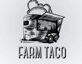 #232 untuk Farm Taco Logo oleh masterdesign309