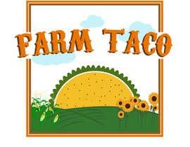 #239 untuk Farm Taco Logo oleh Febrezade