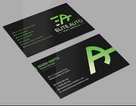 Nro 430 kilpailuun business cards käyttäjältä tanvirhaque2007